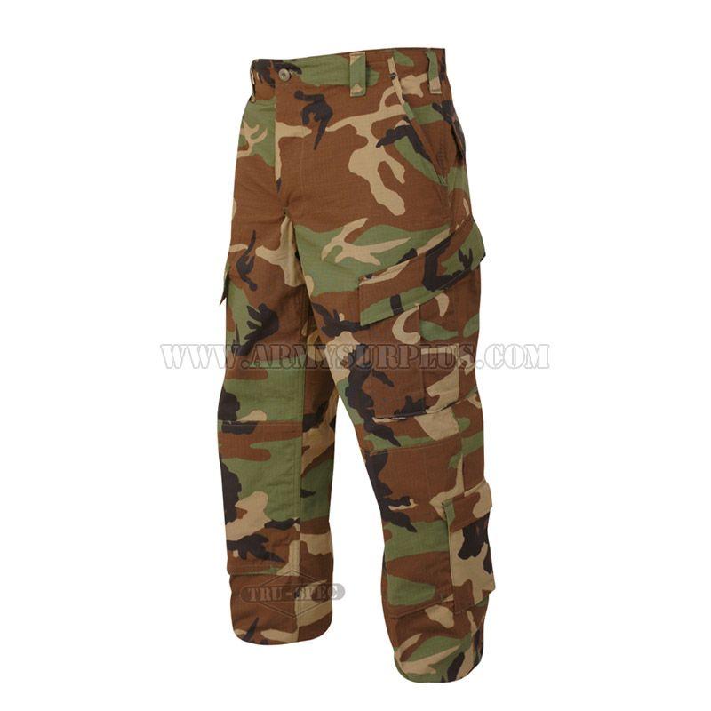 TRU-SPEC TRU-SPEC, Tactical Response Uniform (TRU) Pants, Woodland