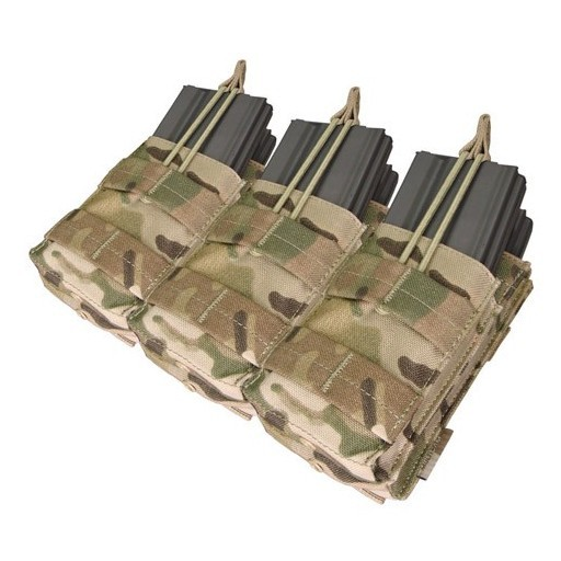 CONDOR Condor, Triple Stacker Open-Top M4 Mag Pouch