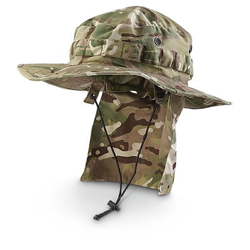 GENUINE SURPLUS Cap - Boonie - British Army