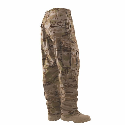TRU-SPEC TRU-SPEC, Tactical Response Uniform (TRU) Pants, MultiCam Arid