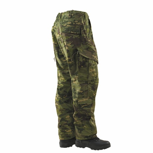 TRU-SPEC TRU-SPEC, Tactical Response Uniform (TRU) Pants, MultiCam Tropic