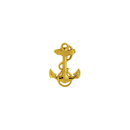 Pin, US, Ranks, Midshipman Anchor