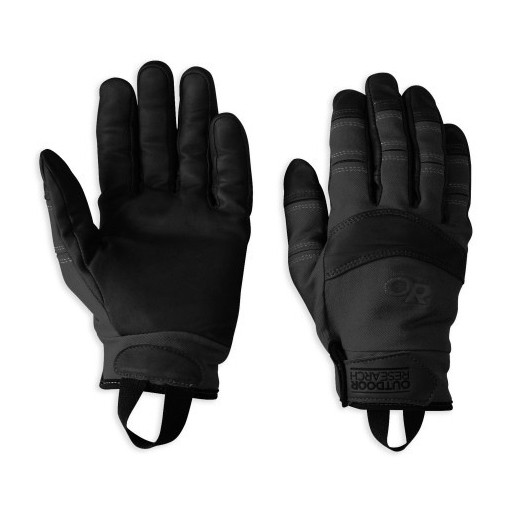 GENUINE SURPLUS Ultra-lightweight, ultra-tactile, unlined and minimal shooters' gloves.