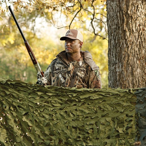 RED ROCK Red Rock, Outdoor Gear, Hunting Series, Camouflage Netting, 8' x 10'