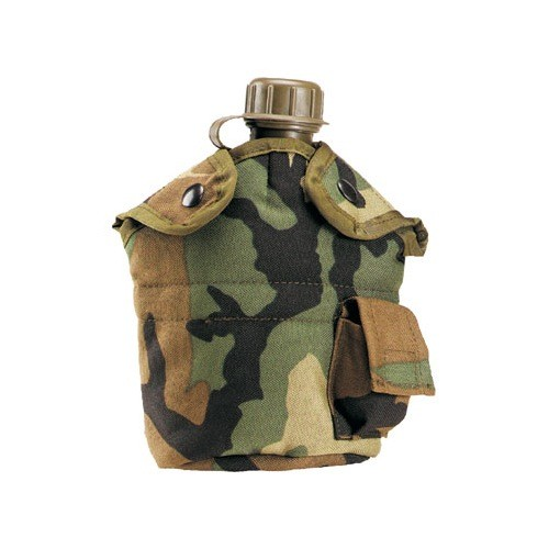 ROTHCO Cover - Canteen - 1QT. US Type - Enhanced