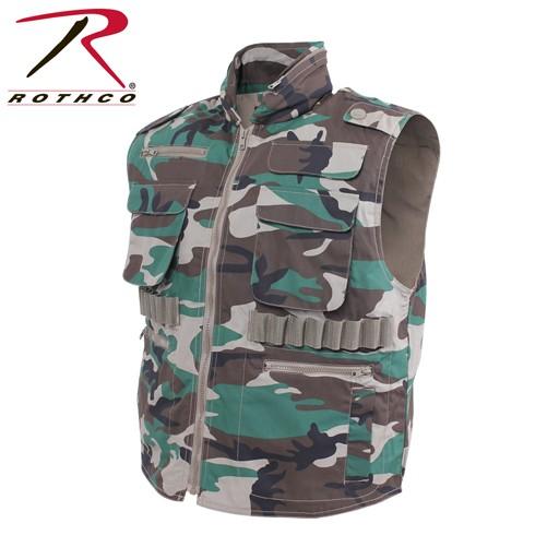 ROTHCO Rothco, Ranger Vest, Woodland