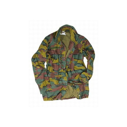 GENUINE SURPLUS Jacket, Belgium, Field, <br />M90 Type, Geniune Issue