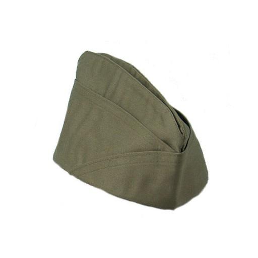 GENUINE SURPLUS Cap, Overseas, [Wedge/Field Service Cap] Khaki