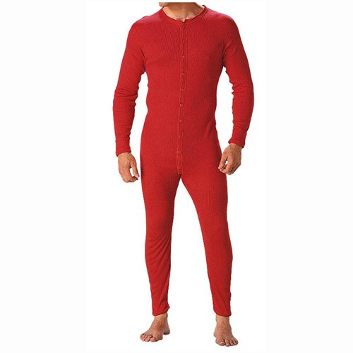 ROTHCO Rothco, Union Suit, Red