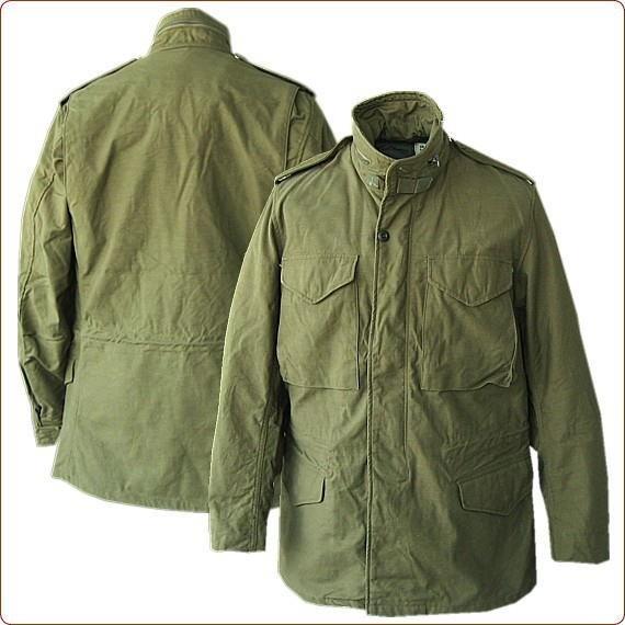 GENUINE SURPLUS Coat, M-65, US Issue
