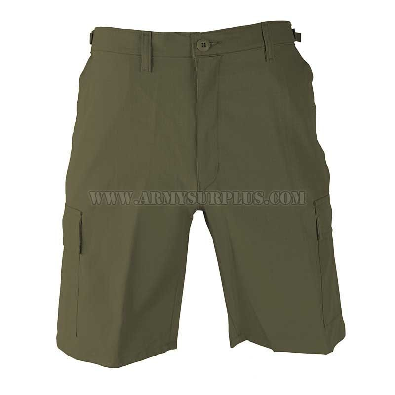 PROPPER Propper, BDU Shorts, Olive Drab