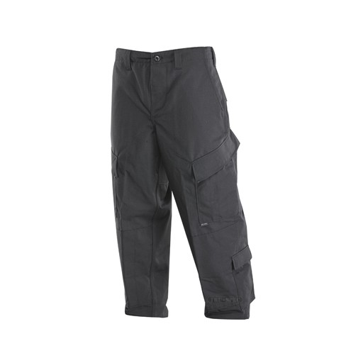 TRU-SPEC TRU-SPEC, Tactical Response Uniform (TRU) Pants, Black, 50/50 Nylon/Cotton RipStop