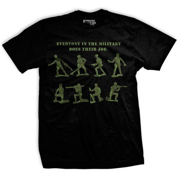 RANGER UP Green Army Man