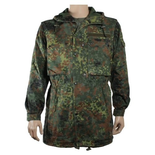 GENUINE SURPLUS Parka, German Military, Issue, Flectarn, NEW