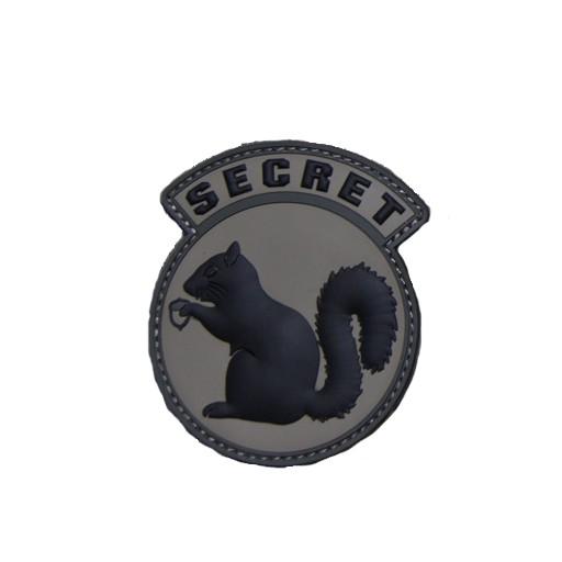 MIL-SPEC MONKEY Mil-Spec Monkey, Secret Squirrel Patch, PVC