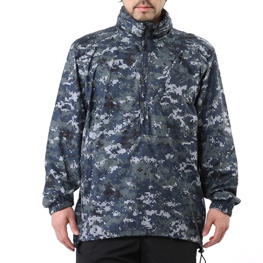 Wild Things Tactical, Blue Berry, WT 1.0 Windshirt, Navy Digital