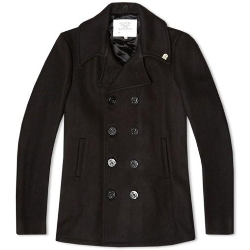 FIDELITY SPORTSWEAR Pea Coat - Wool - USN - Reg