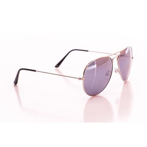 Maverick, Italian Made Sunglasses, Black Frames
