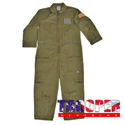 TROOPER CLOTHING Trooper Clothing, Kids, Sage Green Flight Suit