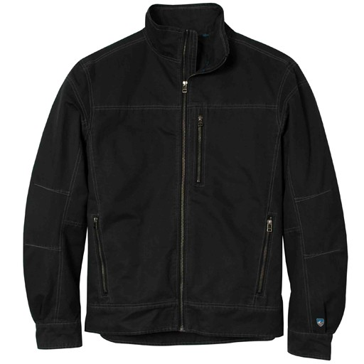 KUHL Kuhl, Men's Burr Jacket, Raven