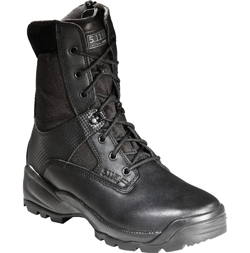 5.11 TACTICAL 5.11 Tactical, A.T.A.C. 8'' Side Zip Boots, Black