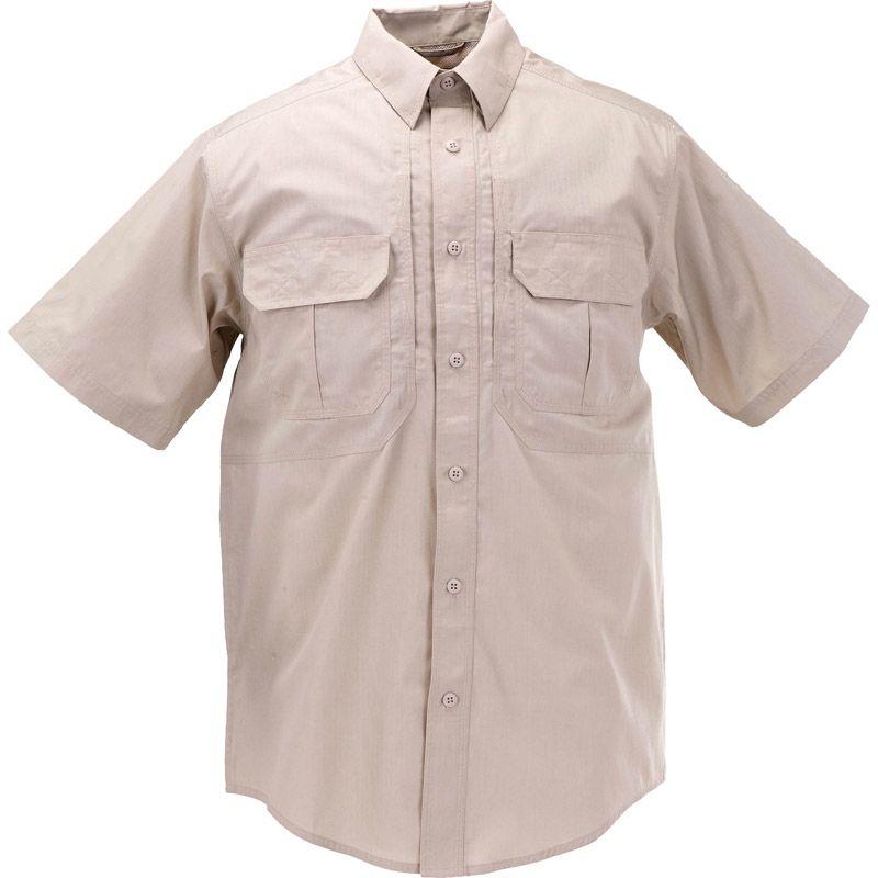 5.11 TACTICAL 5.11 Tactical, Taclite Pro Short Sleeve Shirt, TDU Khaki