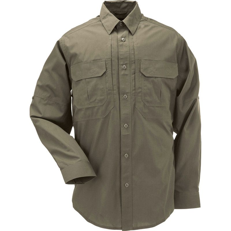 5.11 TACTICAL 5.11 Tactical, Taclite Pro Long Sleeve Shirt, Tundra