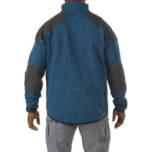 5.11 TACTICAL 5.11 Tactical Full Zip Sweater, Regatta