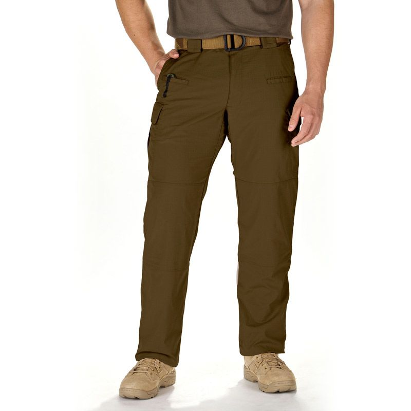 5.11 TACTICAL 5.11 Tactical, Stryke Pants, Flex-Tac, Battle Brown