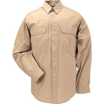 5.11 TACTICAL 5.11 Tactical, Taclite Pro Long Sleeve Shirt, Coyote