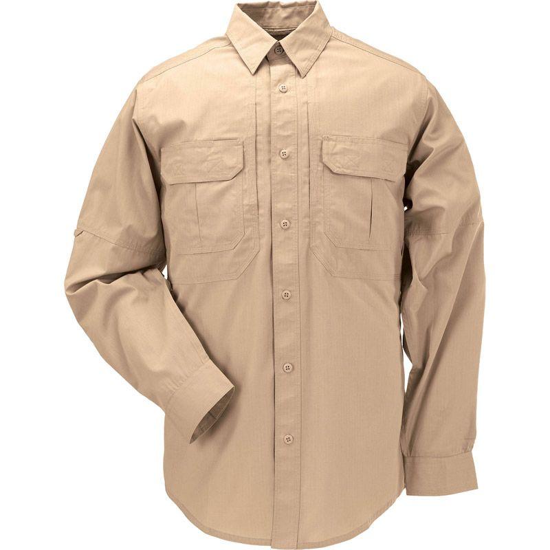 5.11 TACTICAL 5.11 Tactical, Taclite Pro Long Sleeve Shirt, Coyote