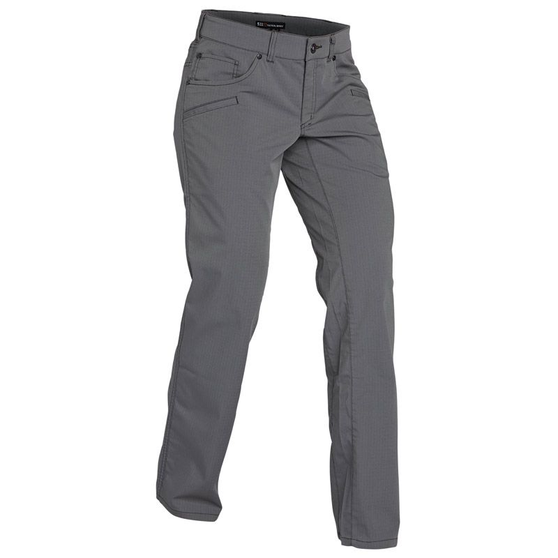 5.11 TACTICAL 5.11 Tactical, Women's Cirrus Pants, Storm Grey