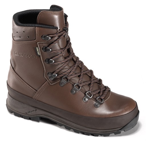 LOWA Lowa, MountaIn Boot GTX TF, Dark Brown