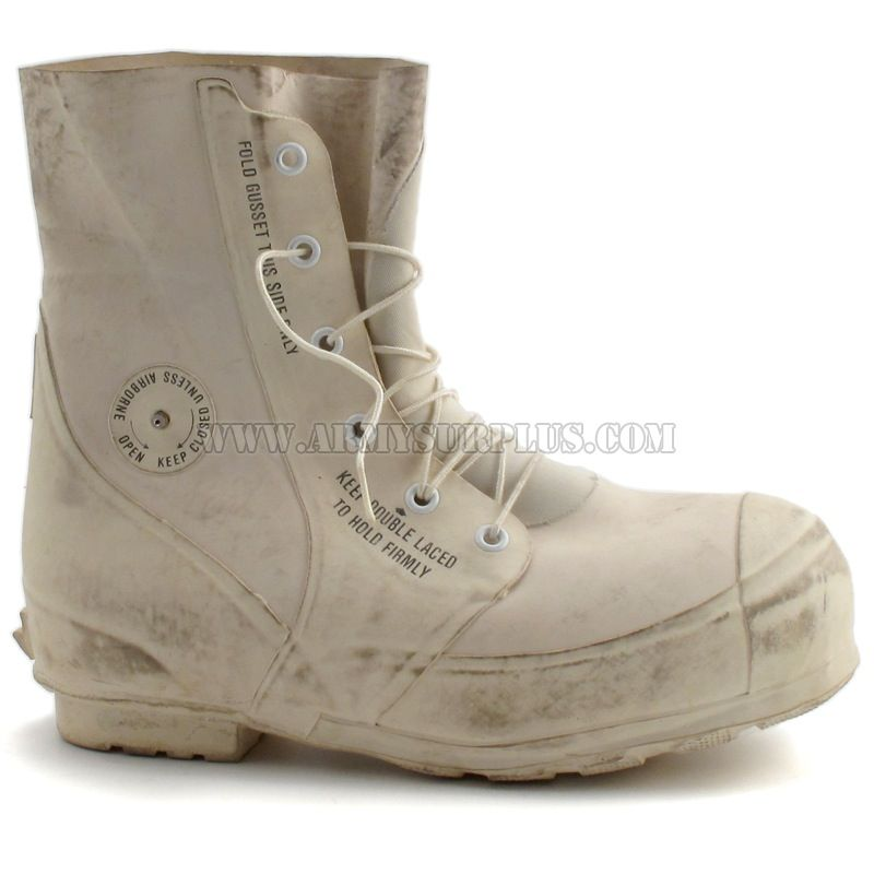 GENUINE SURPLUS Boots - Extreme Cold Vapor Barrier (Type II) [Bunny Boots]