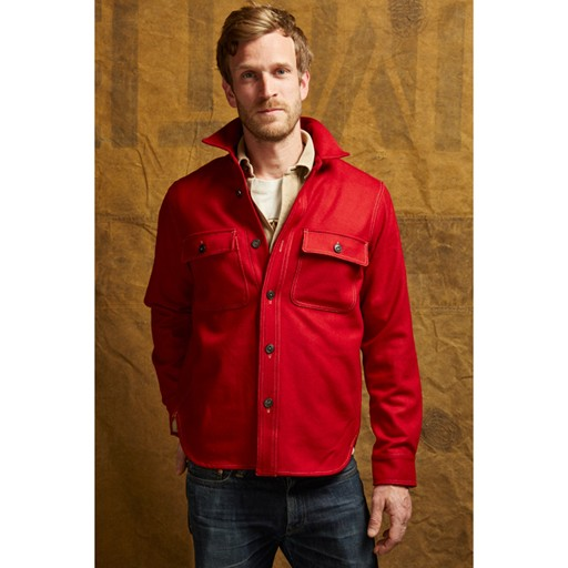 RED CANOE Red Canoe, Woodsman Shirt