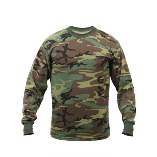 ROTHCO Rothco, Camouflage Long Sleeve Shirt