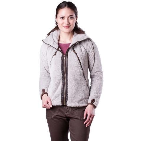 KUHL Kuhl, Women's Fleece, Flight Jacket, Stone