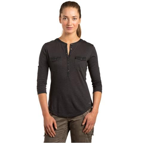 KUHL Kuhl, Khloe Shirt, Black
