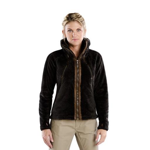 KUHL Kuhl, Women's Fleece, Flight Jacket, Raven