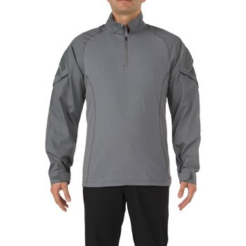 5.11 TACTICAL 5.11 Tactical, Rapid Assault Shirt, Storm Grey