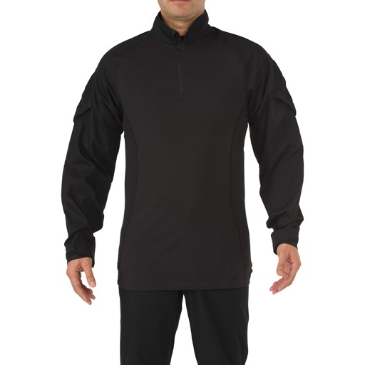 5.11 TACTICAL 5.11 Tactical, Rapid Assault Shirt, Black
