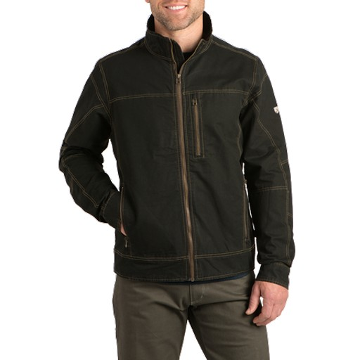 KUHL Kuhl, Men's Burr Jacket, Espresso