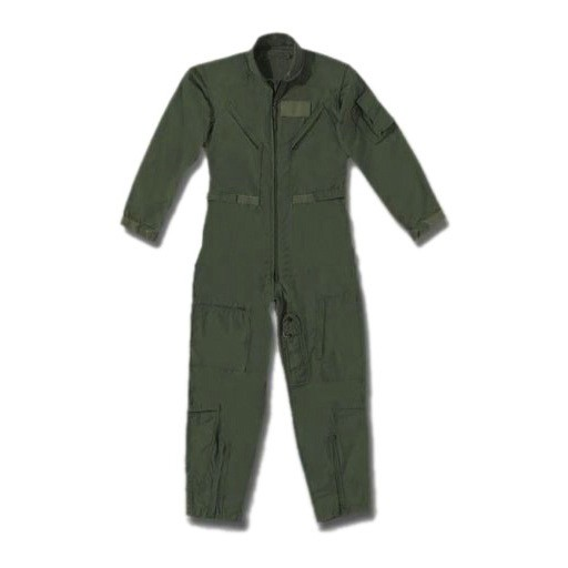 GENUINE SURPLUS Coverall - USAF - Nomex - Flight - Genuine Issue - USED