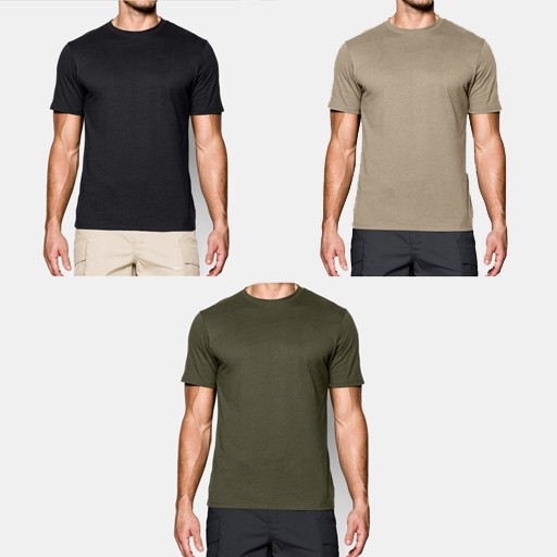 Under Armour, Tactical Charged Cotton, T-Shirt