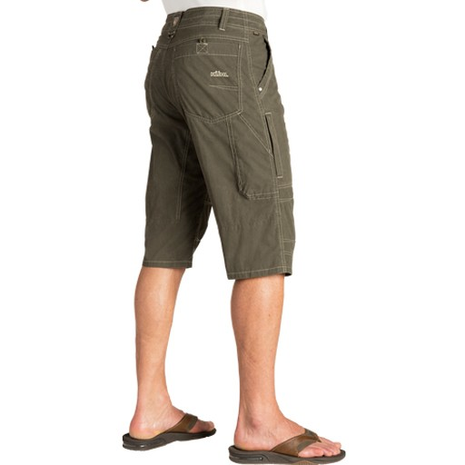 KUHL Kuhl, Men's Krux Short, Gun Metal