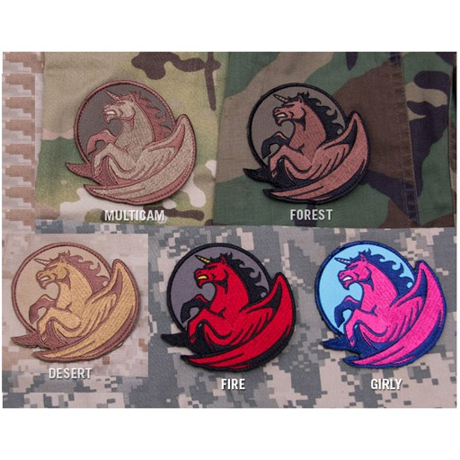 MIL-SPEC MONKEY Mil-Spec Monkey, Pegasus Unicorn