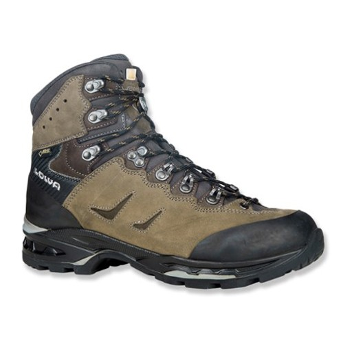 LOWA Lowa Camino GTX Flex hiking boots deliver solid backpacking performance, offering comfort and stability over long miles with heavy packs.