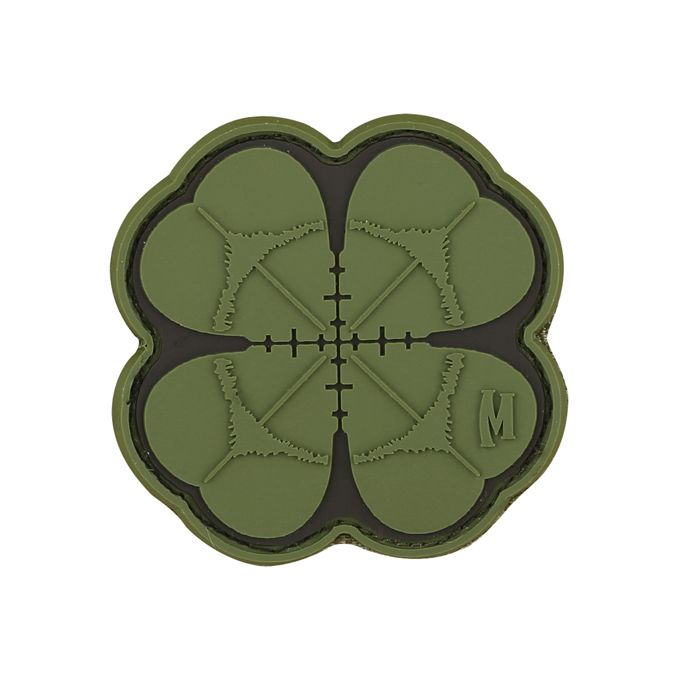 MAXPEDITION Maxpedition, Lucky Shot Clover, PVC, Patch