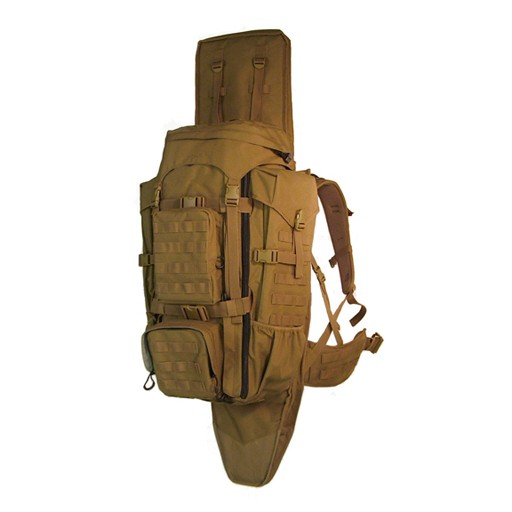 EBERLESTOCK Many see the G4 Operator as the ultimate scout/sniper pack. It represents everything that Eberlestock has learned about the needs of the professional military sniper community, and is a true go-to-war pack, derived from the lessons learned from our Phanto