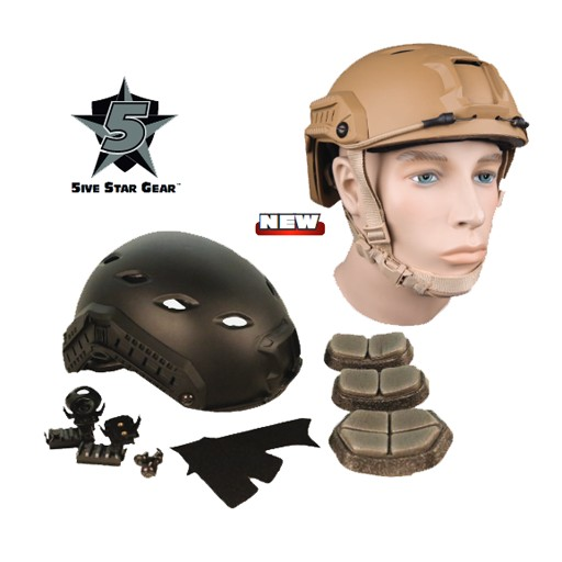 FIVE STAR GEAR Five Star Gear, Advance Base Jump Helmet